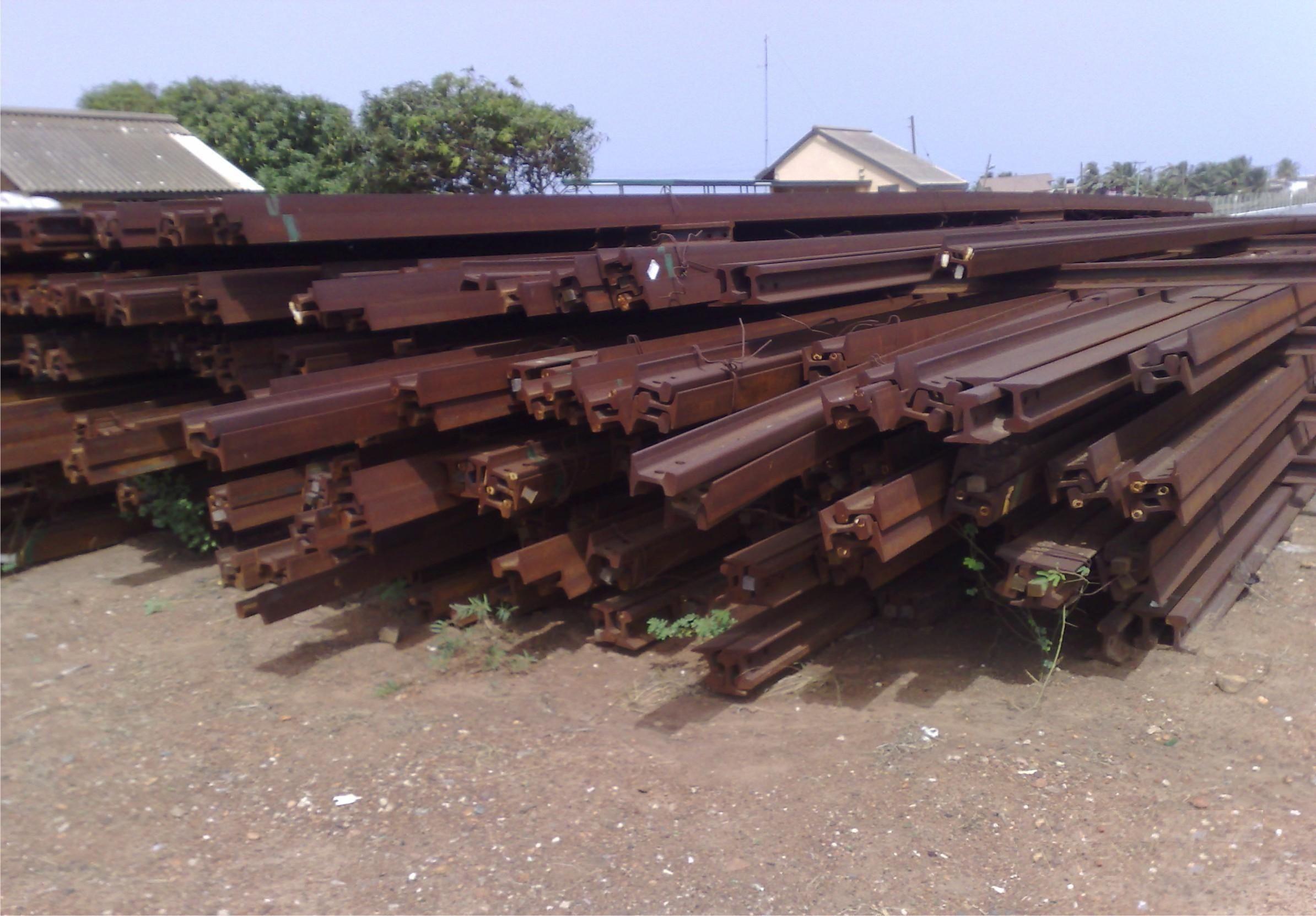 Used Rails Scrap R50-R65