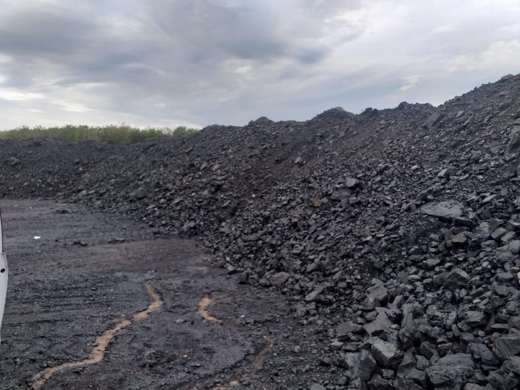 Coal mines for jv
