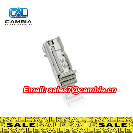 Bailey 6637818A1 AC BUS BAR TO MMU CABLE REQUIRED FOR MODULAR POWER SYSTEM NOT USING A