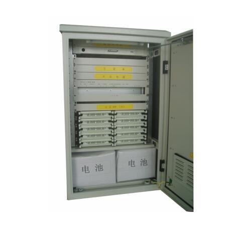 Small Floor Standing Outdoor Cabinet