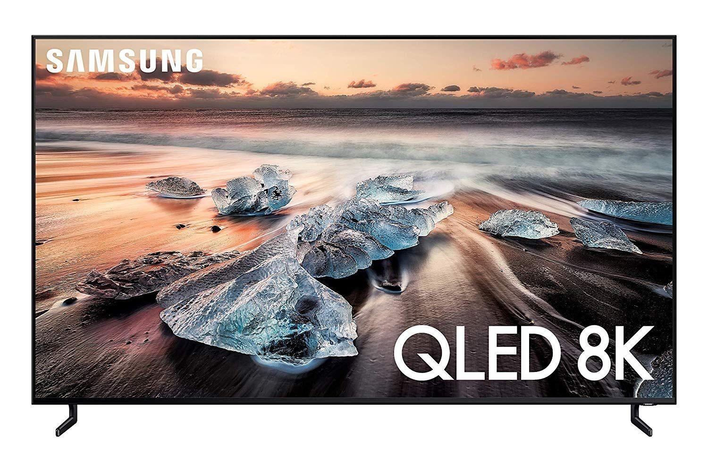 "Samsung QN65Q900RBFXZA Flat 65"" QLED 8K  TV"