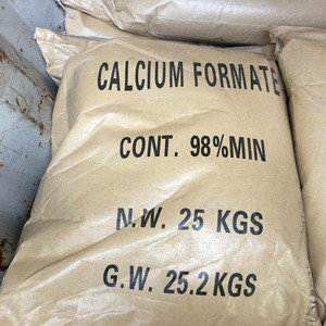 2018 hot sales Calcium Formate salt for Construction industry