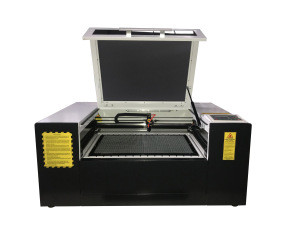4060 CO2 laser cutting engraving machine for acrylic fabric and cloth