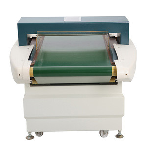 Automatic Food Broken Needle Metal Detector Machine for Apparel Industry Textile