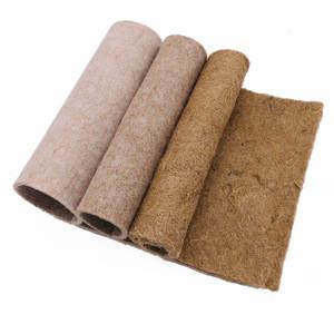 Biodegradable Nature Hemp Felt Fabric Rolls For Package