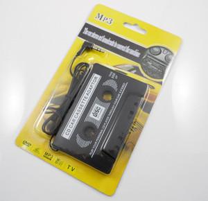 CD Cassette Adapter CAR Music Auto MP3 Cassette Converter Player
