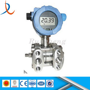 China smart capacitive 4-20ma differential pressure transmitter price