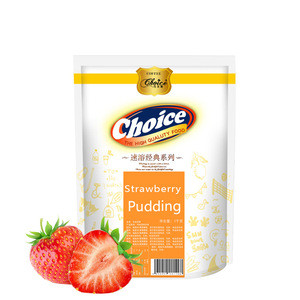 CHOICE Hot Selling Pudding/Jelly Powder for Shop Bulk Low Price