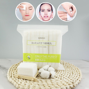 Cleansing towel disposable pure cotton women's facial cleansing cotton soft cleansing tissue paper removable