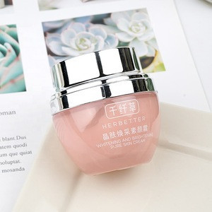 Convenient Whitening Cream No need to remove makeup beauty skin care day night face cream toner