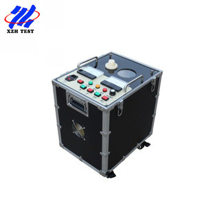 DC High voltage Pulse Generator with DC Battery on button dicharging