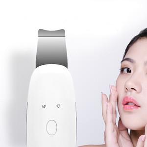 Elites Portable Skin Care Set Ion Beauty Peeling Ultrasonic Skin Scrubber Facial Spatula Face Ultrasonic Machine Products tools