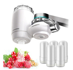 Filtro de agua Filter Water Tap with Ceramic Filter Cartridge   1/6 Faucet tap water filter purifier for kitchen bathroom