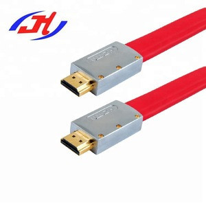 HDMI Flat Cable Male to male Support 4K Resolution for Blu Ray Player, 3D Television,HDTV, Roku, Boxes, Xbox36