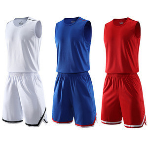 High Quality Customize Basketball Jerseys With Numbers Blank Jersey Basketball
