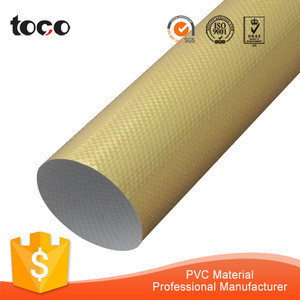 Hot sale decorative laminated paper plastic film for curtain pipe pvc membrane foil for mdf