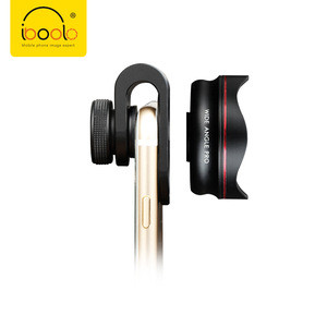 IBOOLO hot selling high quality mobile phone 18MM PRO super wide angle lens for phone camera