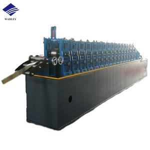 Light gauge steel framing machine c purlin roll forming machine c channel roll former c keel making machine