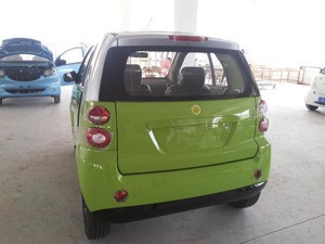 Lithium battery electric smart car,solar car,2 or 4 doors