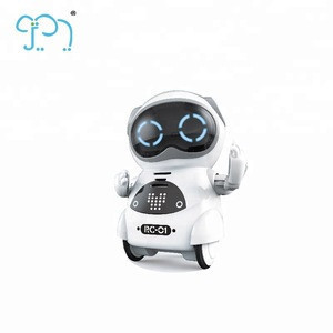Miniature Intelligent Robot For Robot Toys 2019 Robot toys With Dancing
