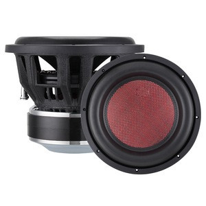 Professional Speaker With Ferrite Magnet 15 Inch Car Amplifiers And Subwoofer