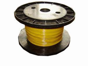 PVC coated high tensile steel wire tension cable stainless steel wire