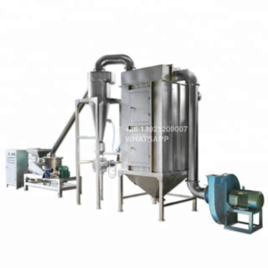 VIDEO!  WFJ-20 fine protein powder grinding machine