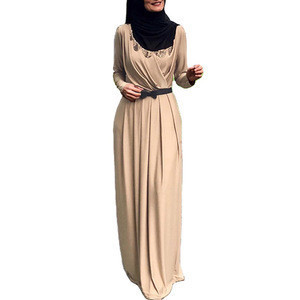 Wholesale high quality fashion muslim dress islamic clothing