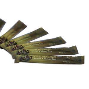 Wholesale pure instant tea stick, instant oolong tea powder 1g 100% natural