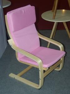 Wooden kids sofa Chair