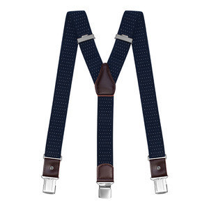 Y-back Style Suspenders Featuring Hook Clips Fully Adjustable Strap Suspender  With Gift Box