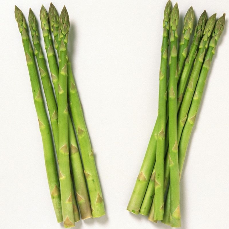 Goog price high quality fresh green asparagus in 370ml