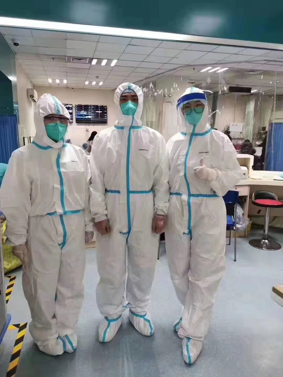 Protective Clothing(With & without seal)