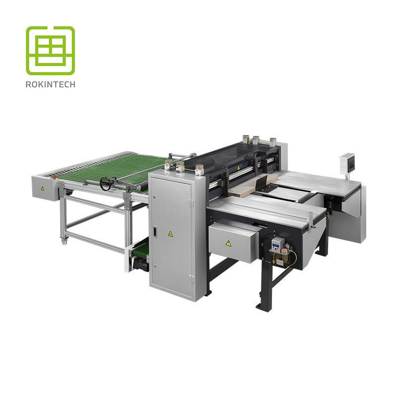 K18 Automatic Industry Cardboard Slitter Machine