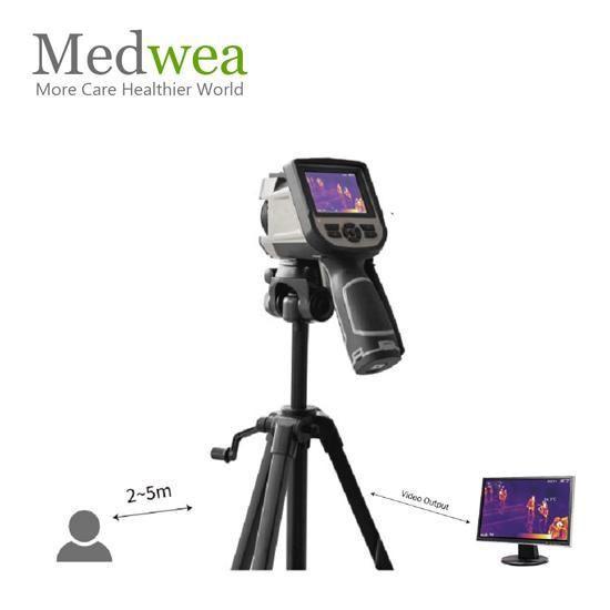 Medwea Human Body Temperature Rapid Screening Equipment ES-W300H