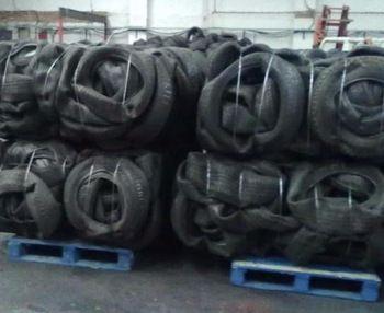 Baled Tires Scrap