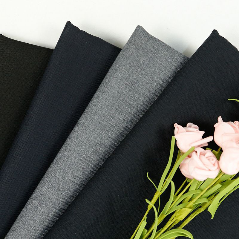 TR suiting fabric for uniform ployester and rayon
