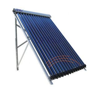 14mm condenser Evacuated Tube Split Heat Pipe Solar Collector