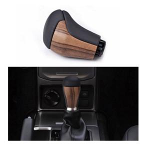 18-20 URJ150 Wood grain inerior gear shift knob