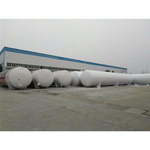 25000 kg lpg tanker 50m3 lpg storage tank with good price