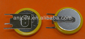3V button cell battery