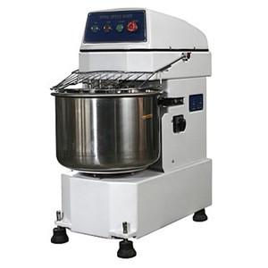 80L 35kg Commercial Flour Powder 2 Speed Spiral  Egg Mixing Machine Dough Mixer