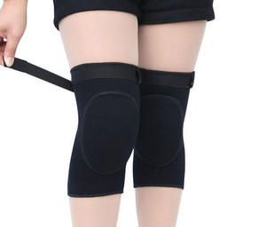 Adults Children Kids Dance Knee Pads for Ballet Baby Crawling Safety Sport Knee Support Gym Fitness Sponge Thick Knee Pad NCS290