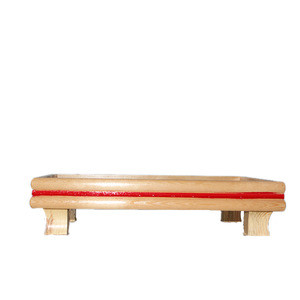 Custom Square Bamboo Seafood Lobster/Sushi Plate