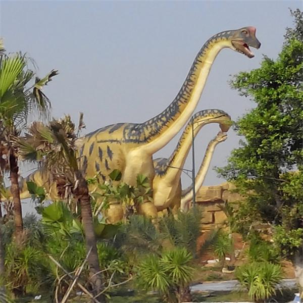 Dinosaur model for sale Waterproof 3D Dino Model Outdoor Playground Robotic Dinosaur
