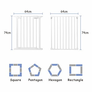 Durable folding best baby playpen gate baby fence kids safety playpen play yards baby playpens