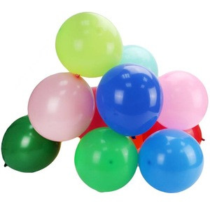 Eco-friendly Customized logo Latex Balloons for Wedding Party Decoration