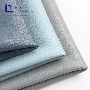 Environmental protection materials leather fabric high quality pu microfiber leather for shoes and bags