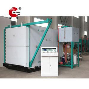 ETO Gas Sterilizing Equipment For Plastic Bottles