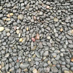 Garden decorations colorful luminous garden landscape pebble stone